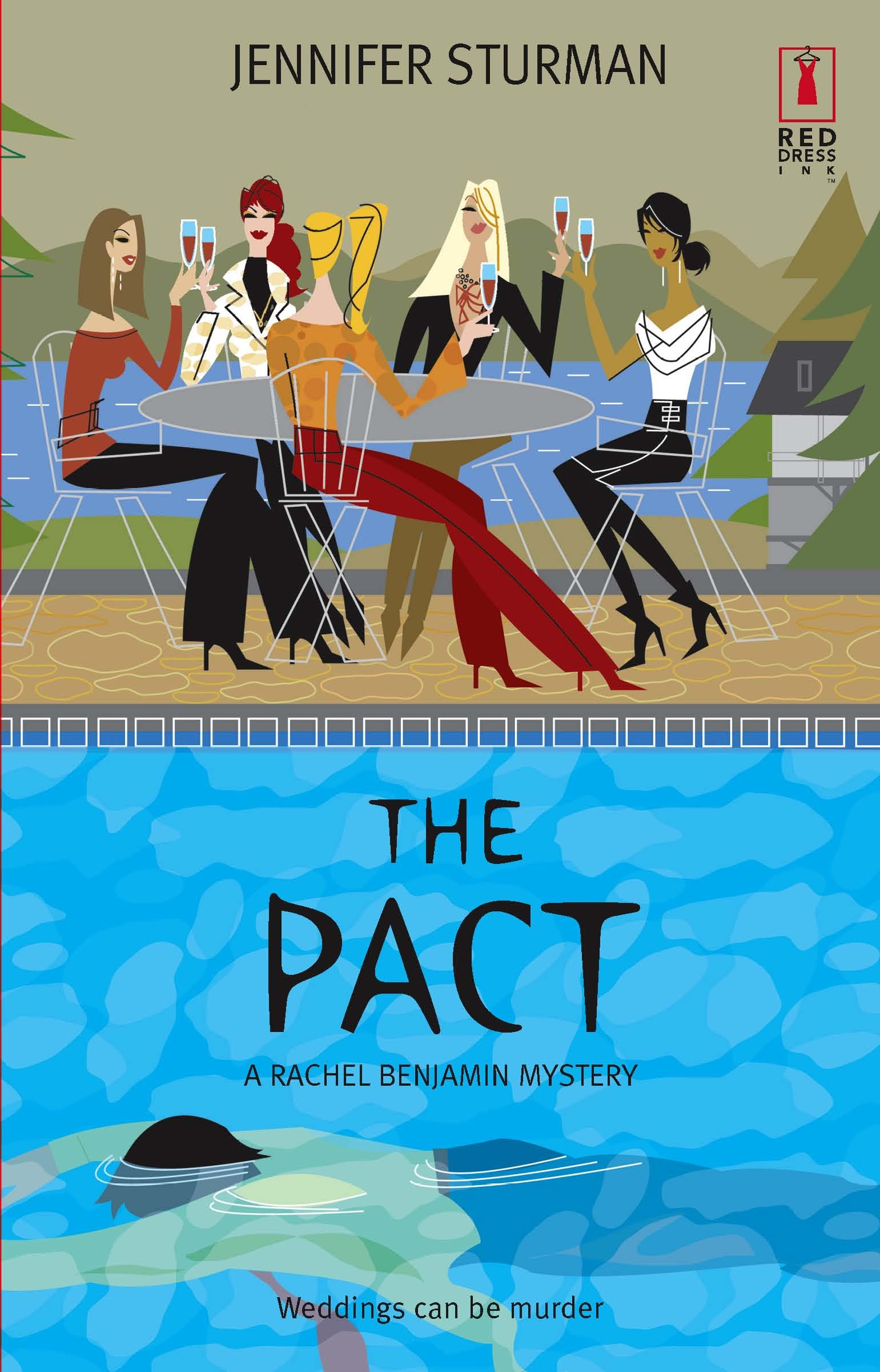 The Pact (Red Dress Ink) ebook