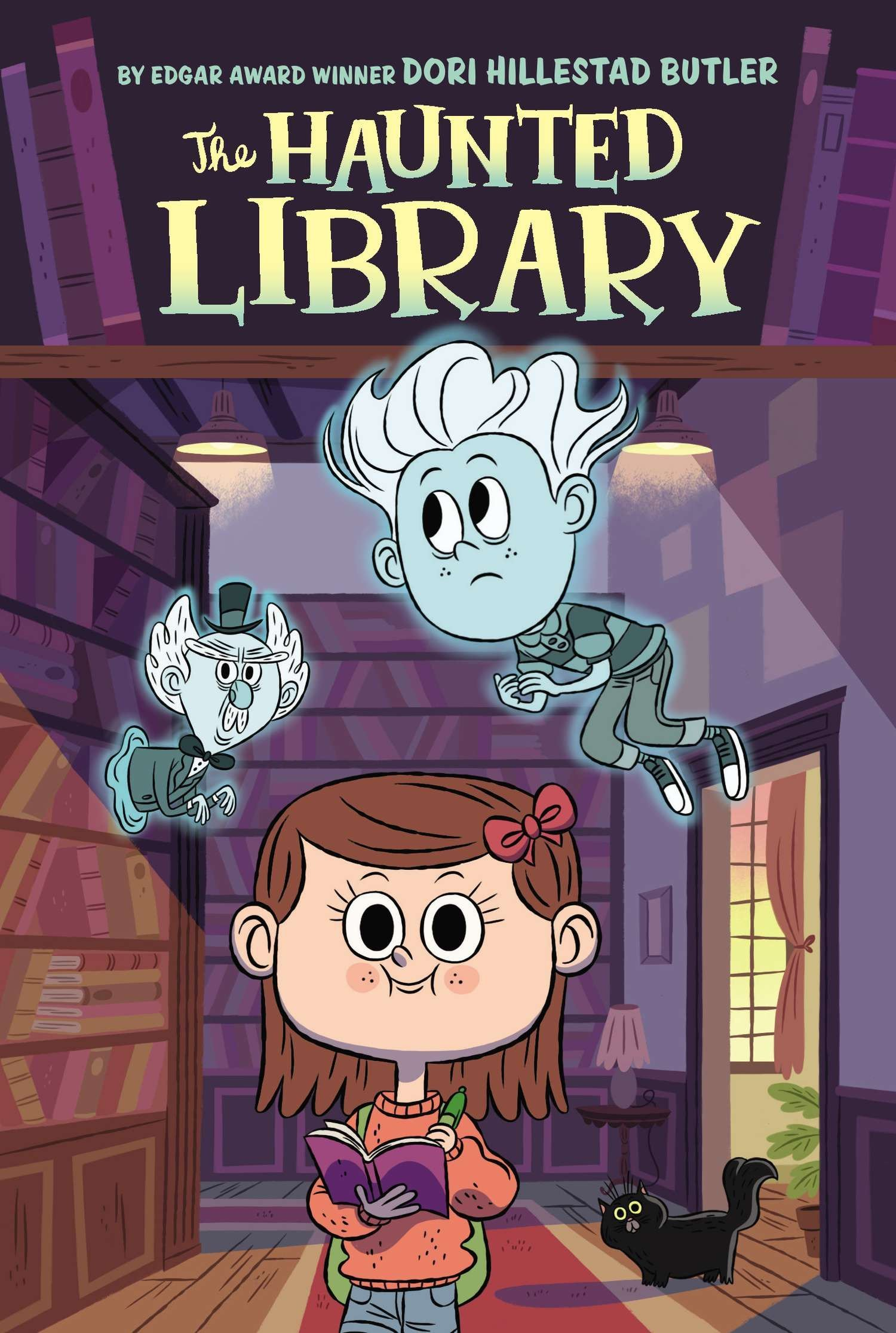 Download The Haunted Library #1 pdf epub