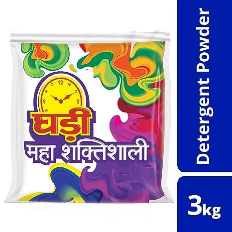 Ghadi �Detergent Powder - 3Kg