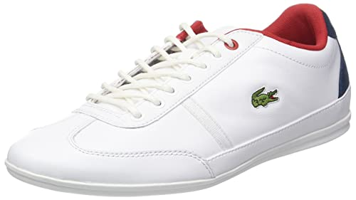 a4d0a3153b84db Lacoste Men s Misano Sport 317 1 Bass Trainers  Amazon.co.uk  Shoes ...
