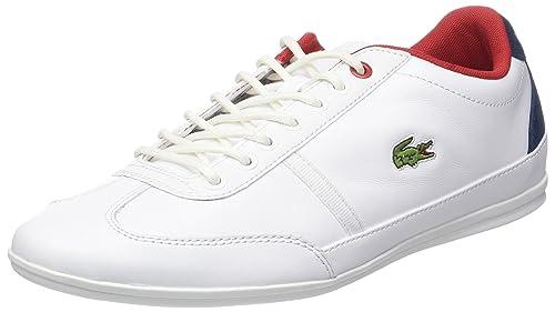 Lacoste Lerond Bl 2 Cam, Sneaker Uomo, Bianco (Wht), 40 EU