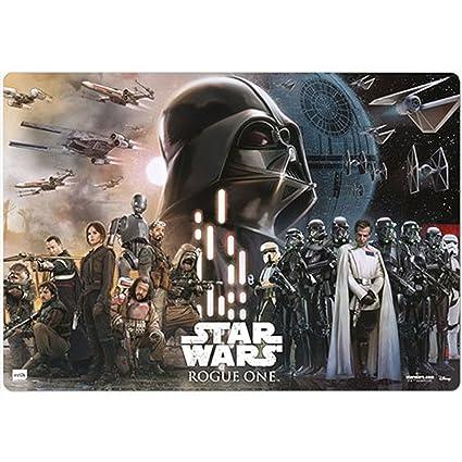 Star Wars – Rogue One – Vade de sobremesa (35 x 50 cm aprox., se ...