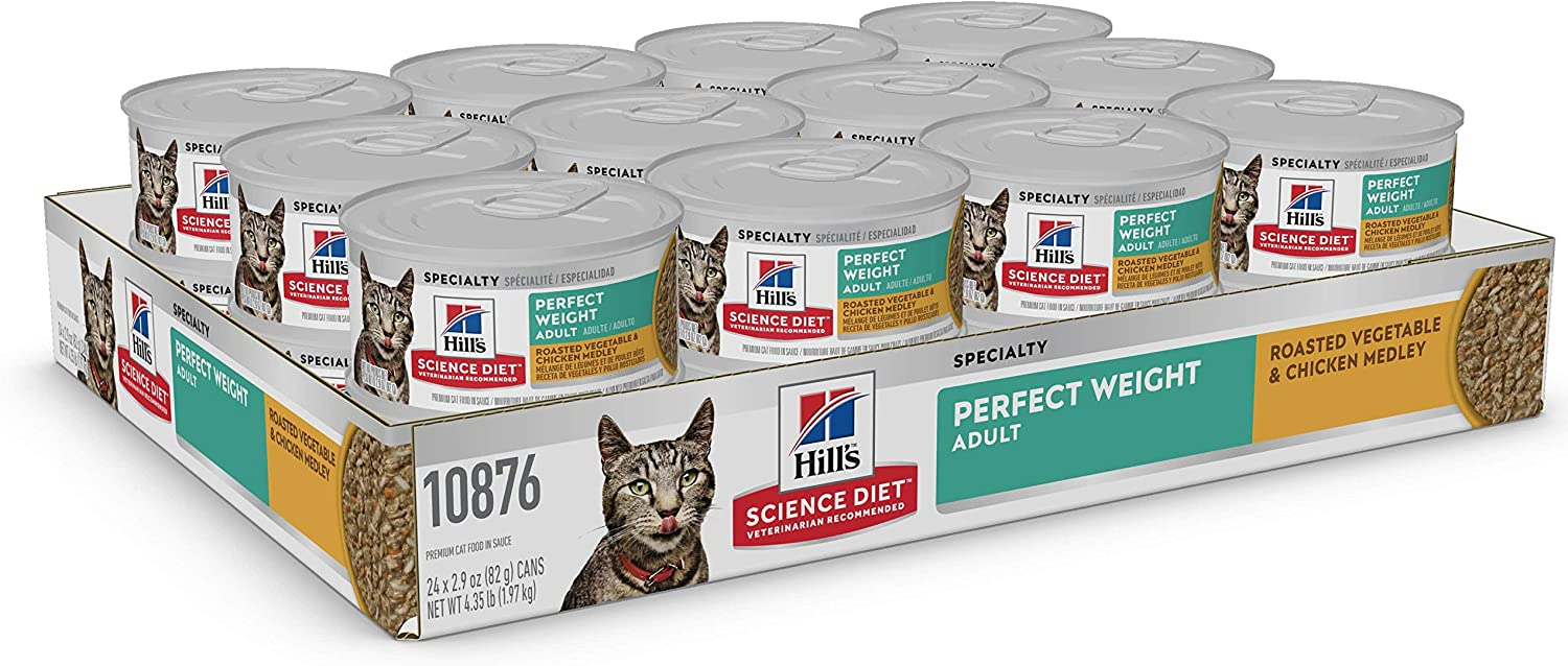 Best Cat Food for Indoor Overweight Cats