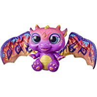 Furreal- Moodwings Baby Dragon- Interactive Plush Pet- 50+ Sounds and Reactions- Colour Changing- Interactive Kids Toys…