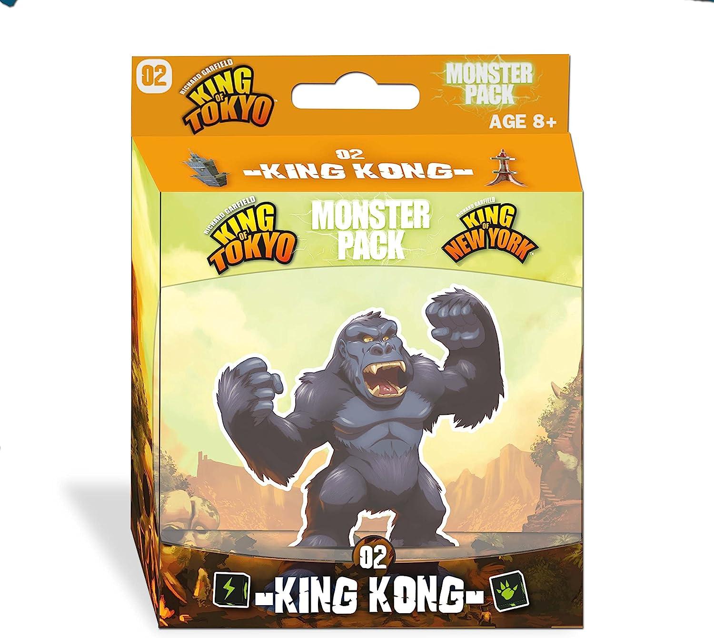 iello 514227 King Kong - Juego de Accesorios para el baño: Amazon ...