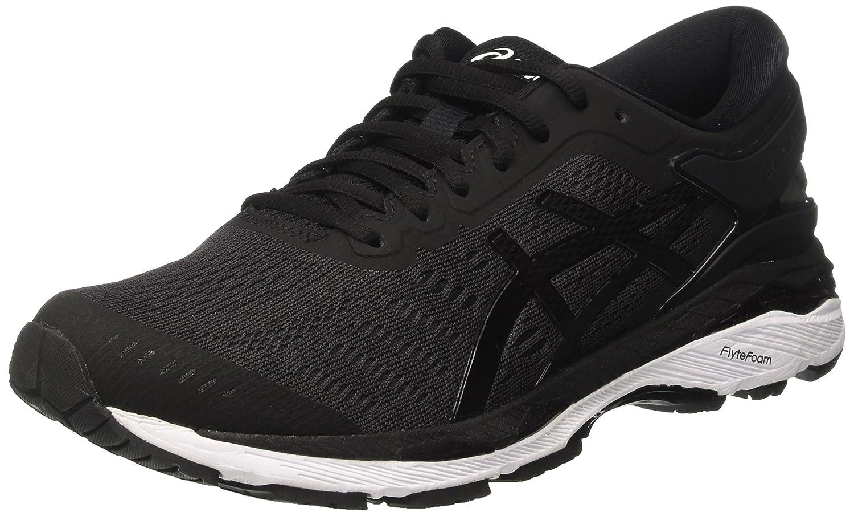 Asics Gel-Kayano 24, Zapatillas de Running Hombre, 44 EU|Negro (Black/Phantom/White 9016)