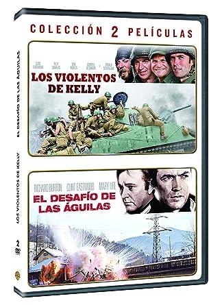 Pack Clint Eastwood: Los Violentos De Kelly + El Desafio De Las ...