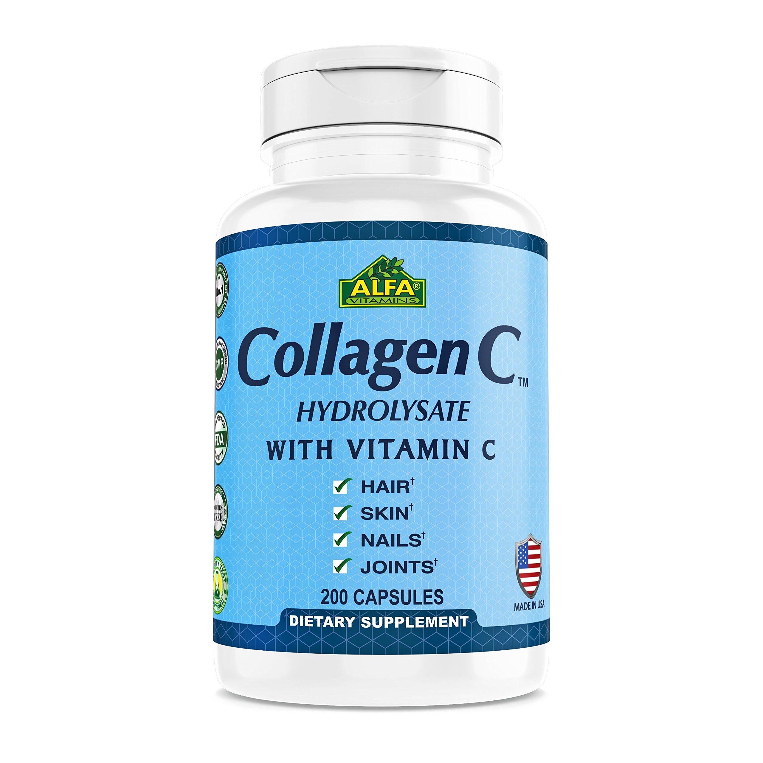 Amazon.com: Collagen Amino Cream 4 Oz with Vitamin E ...