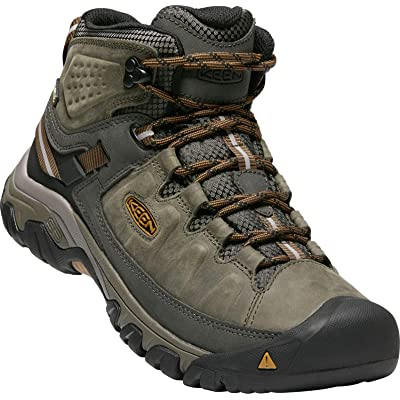 KEEN Men's Targhee iii mid Leather wp-m Hiking Boot | Hiking Boots