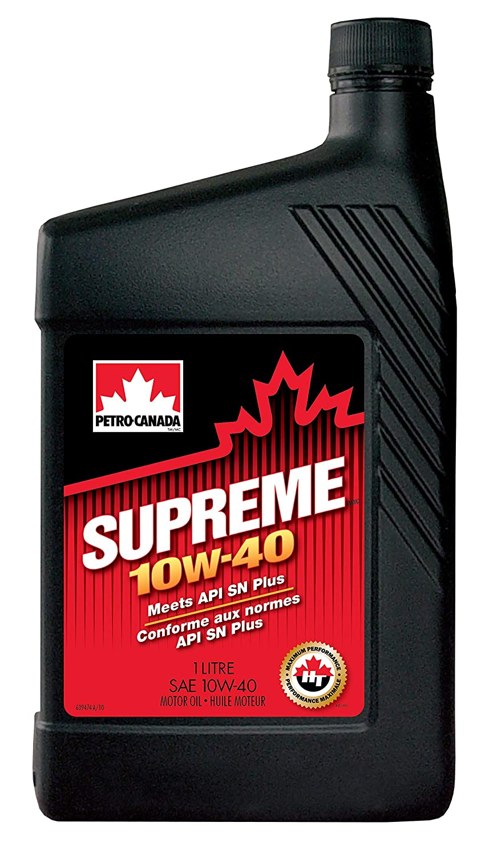 Petro Canada Supreme 10w 40 Premium Konventionelles Pkw Motorenöl 1 L Alle Produkte