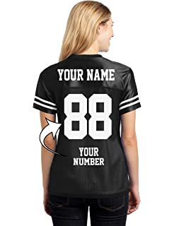 e9a9c97bc5e Custom Sports Jerseys for Ladies - Make Your OWN Jersey T Shirts & Team  Uniforms
