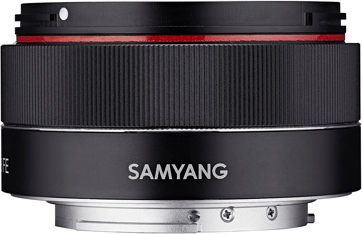 Samyang SYIO35AF-E 35mm f/2.8 Ultra Compact Wide Angle Lens for Sony E Mount Full Frame, Black