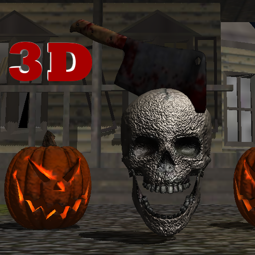 3D Halloween Live Wallpaper FREE -
