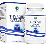 Thyroid Support Supplement with Iodine - Metabolism, Energy & Focus Formula - Vegetarian & Non-GMO - Vitamin B12 Complex…