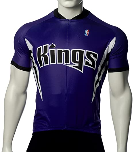 Amazon.com   NBA Sacramento Kings Women S Cycling Jersey 8c0aa5337