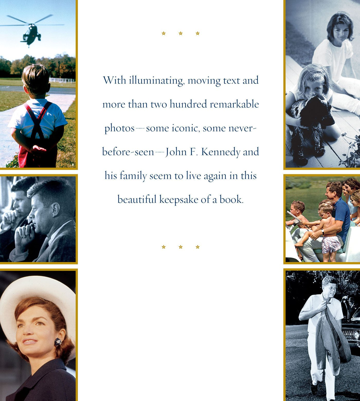 Capturing Camelot: Stanley Tretick's Iconic Images Of The Kennedys: Kitty  Kelley: 9780312643423: Amazon: Books