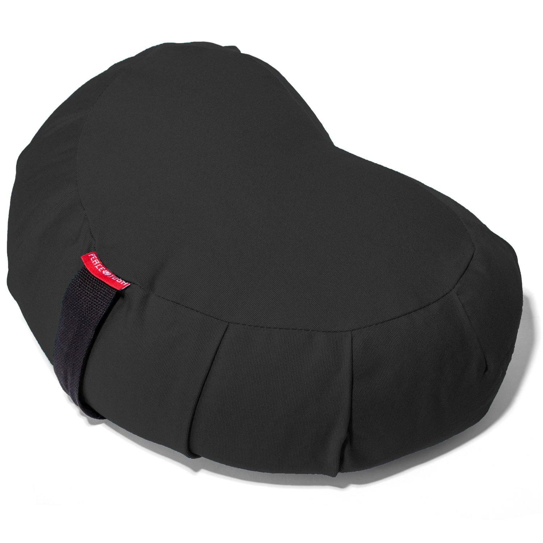 Tremendous Yoga Meditation Buckwheat Bolster Pillow Cushion Creativecarmelina Interior Chair Design Creativecarmelinacom