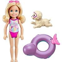 Barbie FCJ28 - Chelsea et sa Bouée Magique