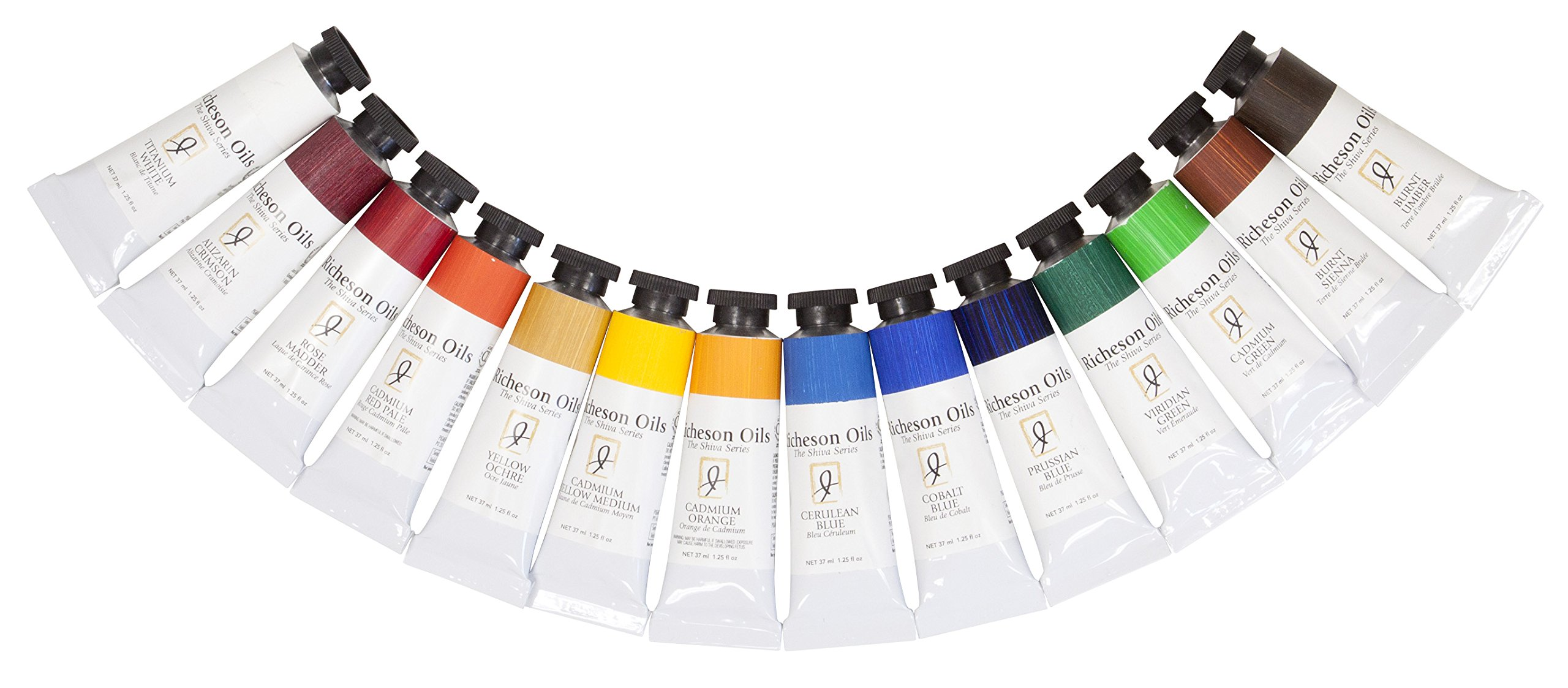 Patrick Saunders PS002 Essential Oil Paint Palette