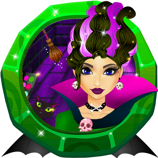 Witch Makeover Salon -