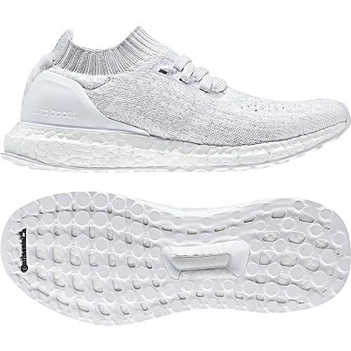 Adidas Ultraboost Uncaged J, Zapatillas de Deporte Unisex Niño, Varios Colores (Ftwbla/Ftwbla/Balcri), 38 2/3 EU: Amazon.es: Zapatos y complementos