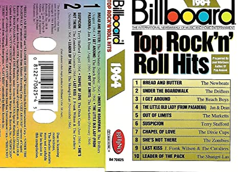 Billboard Top Hits: 1962 by Various Artists - Amazon com Music