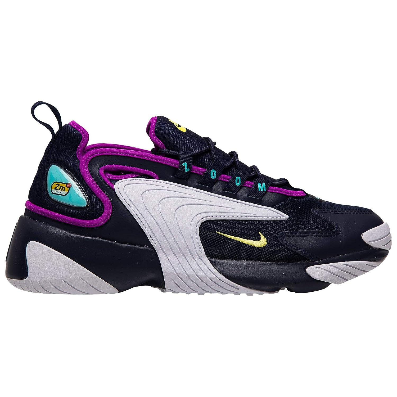 Nike Zoom 2K BlackTeal Nebula Mens Shoes