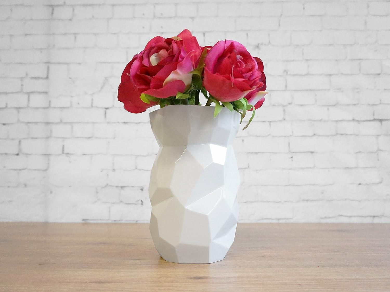 Poligon Vase - vasen - design - dutch - bunt - keramik - geschenk