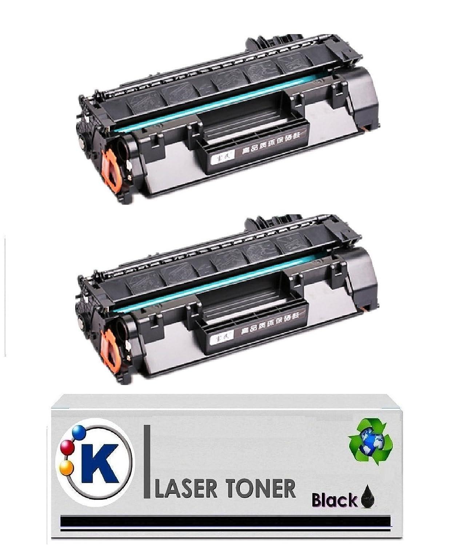 Canon LBP252DW toner Compatible.Pack Ahorro 2xToner Compatible Canon LBP252DW Sustituye Canon CRG 719.Madrid (2 Toner) DQ