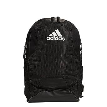 1c8a7f94bf Amazon.com: adidas Stadium II Backpack, Black, One Size: Clothing