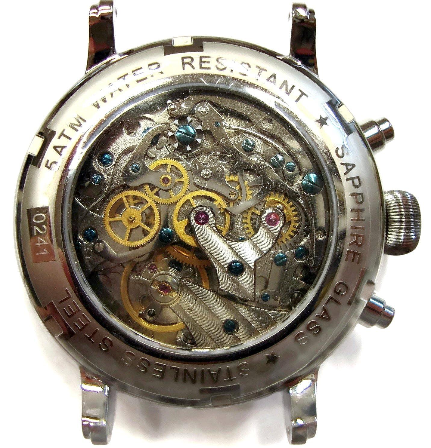 POLJOT Cronógrafo Reloj de hombre
