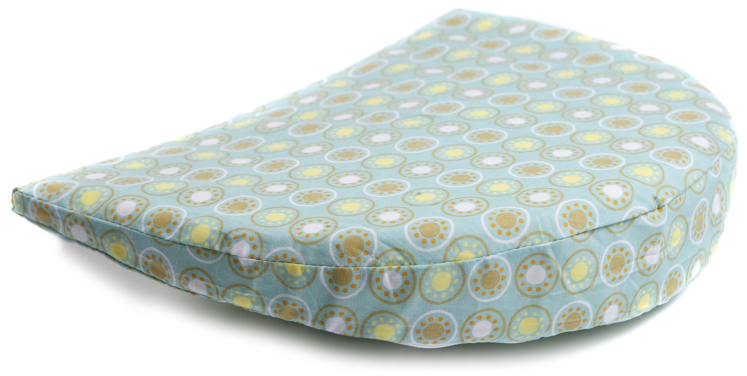 My Brest Friend Pregnancy Wedge – Natural Belly Support – 100% Cotton Slipcover, Sunburst
