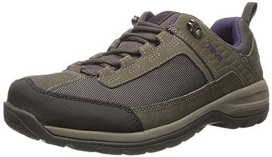 Teva Women's Gannett Waterproof Mesh Waterproof Hiking Shoe,Bungee Cord,7  ...
