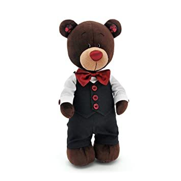 Naranja Toys C5042/30 – Choco el novio de peluche para niños y adultos,