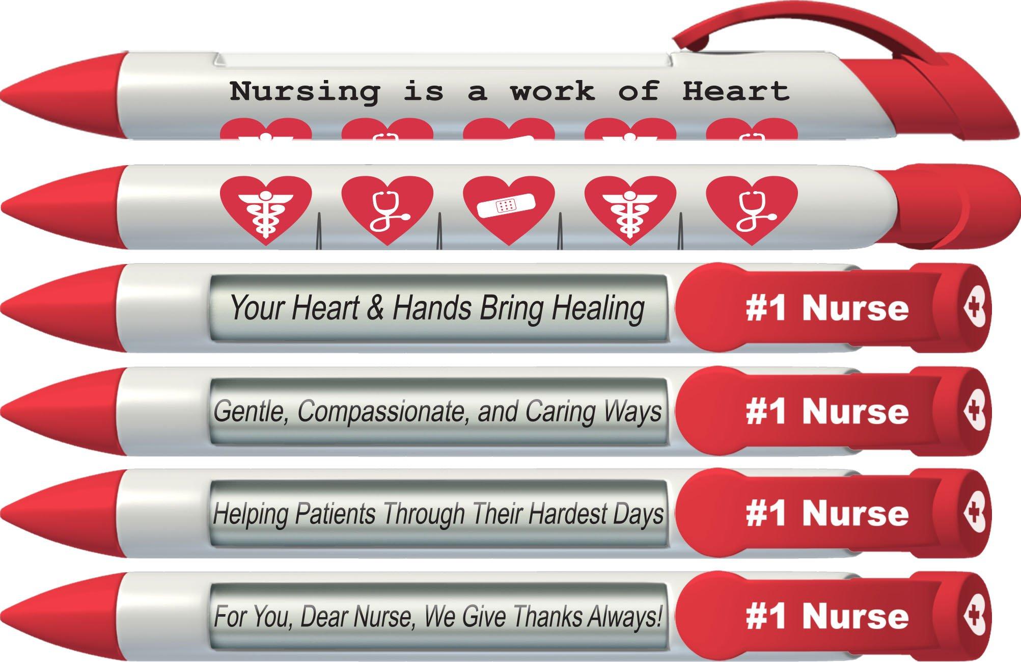 Amazon Greeting Pennurses Have Heart 1 Nurse Pens With