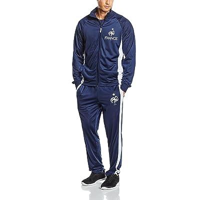 Inconnu FFF - Veste et pantalon de Survêtement de jogging - Homme ... 31e76c1bdc6