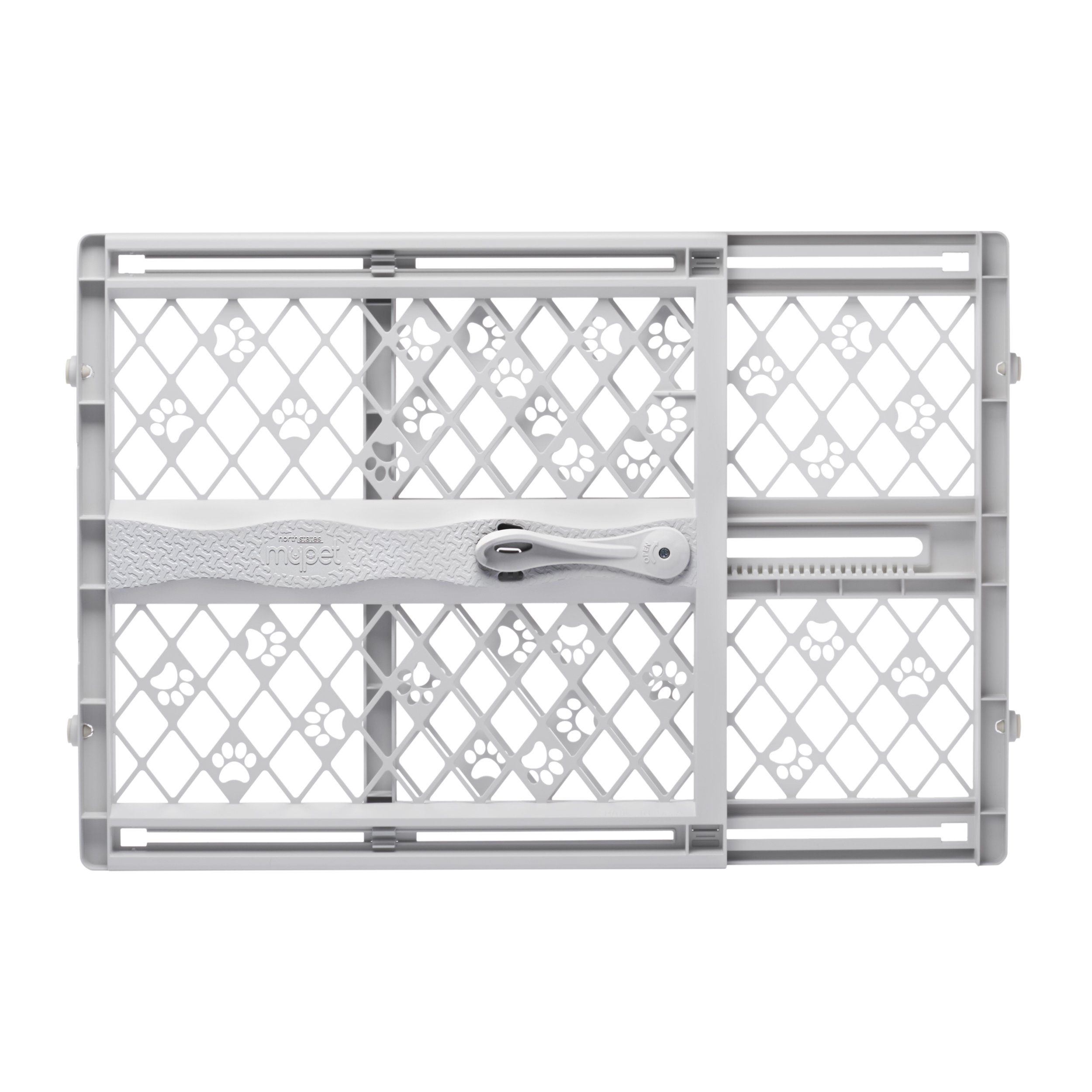 North States Pet MyPet Paws Portable Pet Gate fits Openings 26'' to 42'' Wide by North States Pet (Image #1)