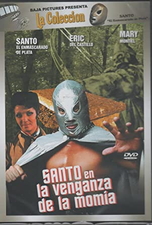 Santo En La Venganza De La Momia [Ntsc/region 1 and 4 Dvd.