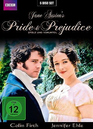 Pride And Prejudice Stolz Und Vorurteil 6 Dvds Amazonde Colin
