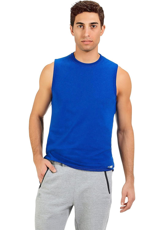 Russell Athletic mens standard Essenital Men's Muscle 64MTTM0