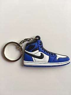 68f335268fe Amazon.com : Jordan Retro 13 Premio Bin 23 Sneaker Keychain Shoes ...