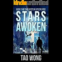 Stars Awoken: A LitRPG Apocalypse (The System Apocalypse Book 7) book cover