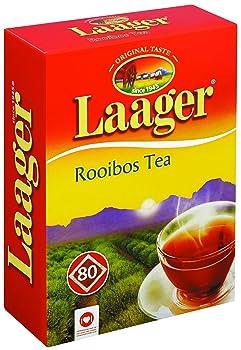 Laager 80 Count Healthy Rooibos Tea
