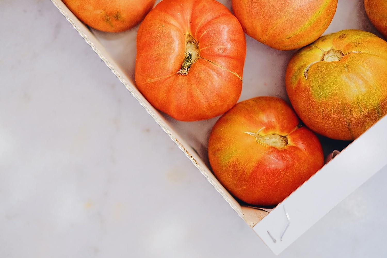 Caja de 5 kilos Tomates Valencianos directos del productor: Amazon ...