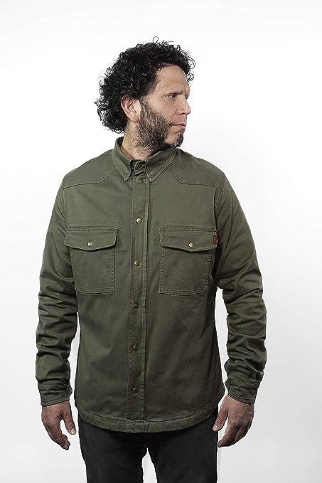 John Doe(ジョン・ドゥー) XTM モトシャツ バイク アウター ライディングジャケット シャツ型ジャケット ランバージャックスタイル CE認定