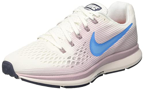 huge discount 6a0a9 7031d Nike Wmns Air Zoom Pegasus 34, Scarpe Running Donna, Bianco (Summit White