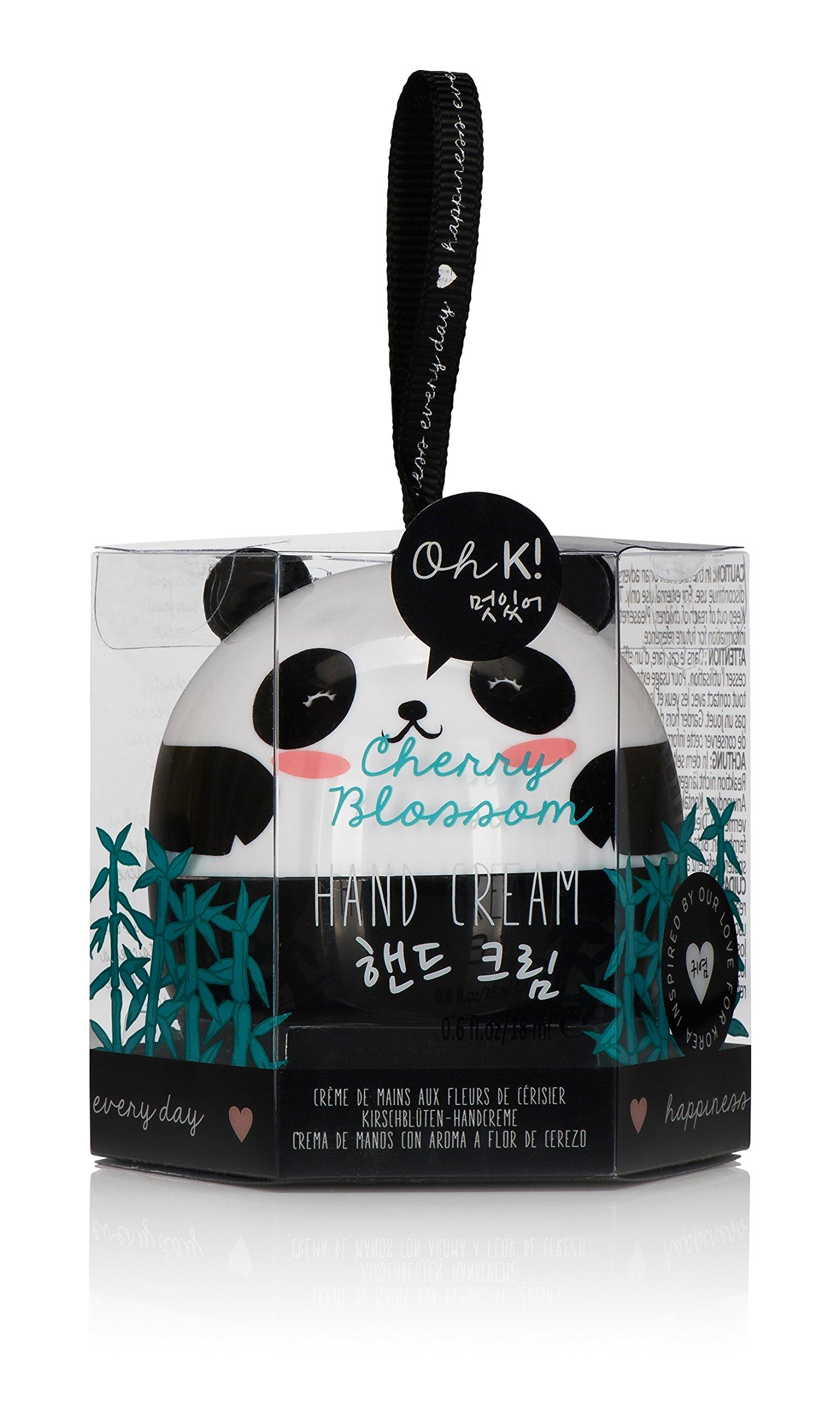 Oh K! Korean Moisturizing Hand Cream, Cherry Blossom