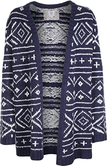 ELEMENT HEIMS CARDIGAN Navy 14