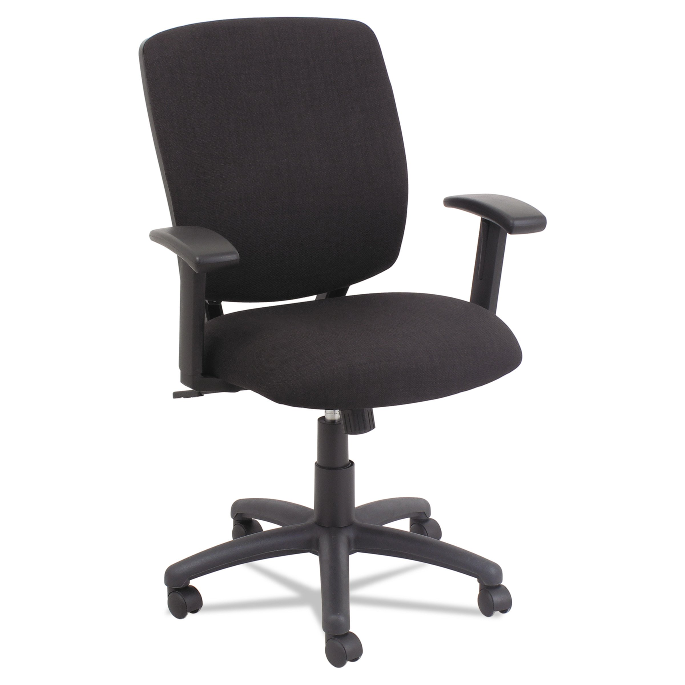 Alera ALETE4711 Everyday Task Swivel/Tilt Chair, Anthracite by Alera