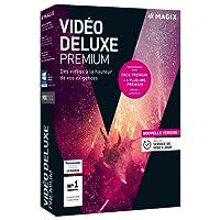 MAGIX Vidéo deluxe 2018 Premium: montage vidéo professionnel pour Windows